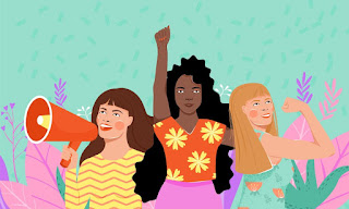 Feminist ideas أفكار نسوية