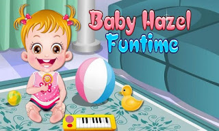Game Baby Hazel Funtime