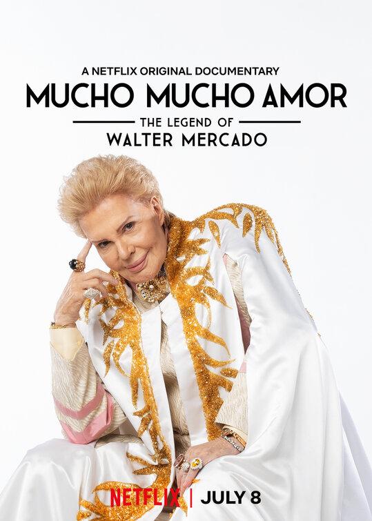 Mucho Mucho Amor [2020] [CUSTOM HD] [DVDR] [NTSC] [Latino]
