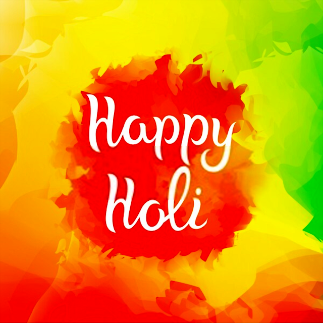 Happy Holi image for whats app