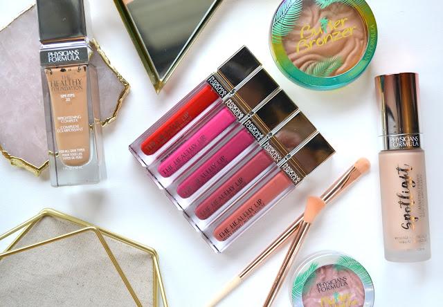 Physician's Formula Healthy Lip Velvet Liquid Lipsticks