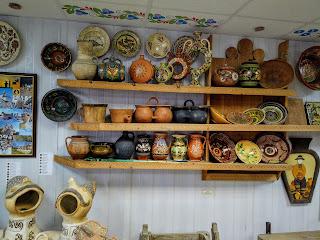 Опошня. Государственный музей-заповедник украинского гончарства