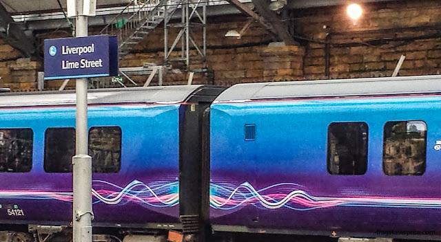 Estação de trens de Lime Street, Liverpool