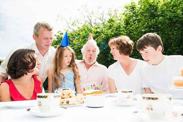 Joyeux anniversaire papa longue vie 50 ans