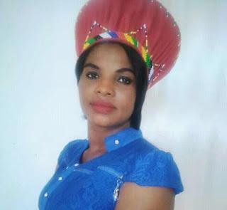 Irmã Mawete-Esta dar medo