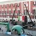 Barii. Grande afflusso di pubblico al villaggio della salute allestito in piazza libertà. Oltre 1000 gli screening gratuiti effettuati.