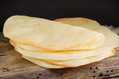 Best-Ever Keto Tortillas