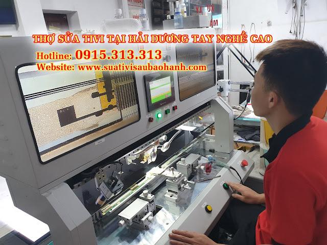 Thợ sửa tivi tại Hải Dương Tay Nghề Cao