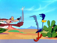 Wile E. Coyote and The Road Runner 1949