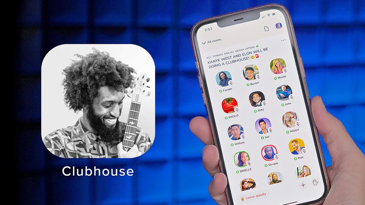 Clubhouse. Which company does the social network belong to?