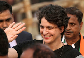 priyanka-not-in-the-main-meeting-with-rahul-sonia