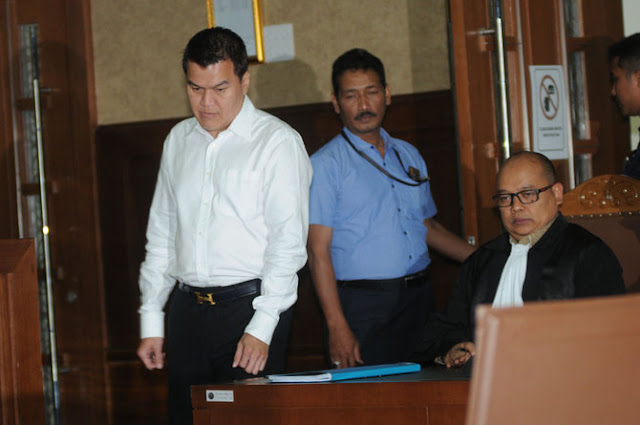 Korupsi e-KTP Setya Novanto dan sederet dramanya