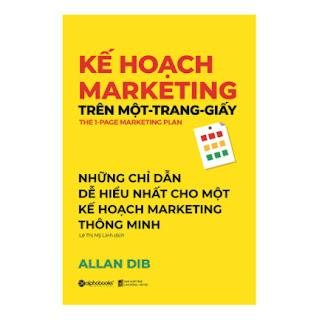 Kế Hoạch Marketing Trên Một - Trang - Giấy ebook PDF-EPUB-AWZ3-PRC-MOBI