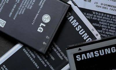 Акумулятори для смартфонів