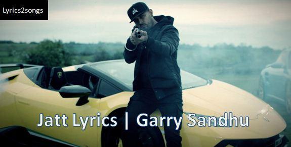 Jatt Lyrics | Garry Sandhu | Sultaan