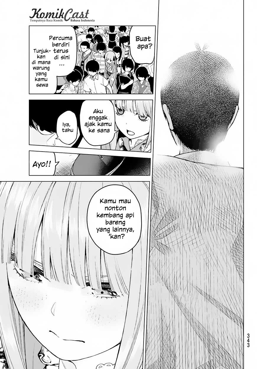 Manga Go-toubun No Hanayome Chapter 8 Bahasa Indonesia