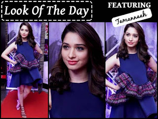 Tamannaah Bhatia Bags Our Tuesday Look Of The Day Like A True Fashionista