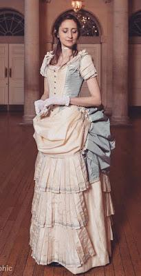 Edelweiss evening gown