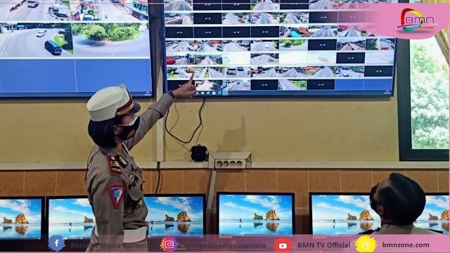 5 Lokasi dan Titik Kamera Pengintai E-TLE Di Brebes