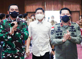 TNI-Polri Siapkan Strategi Petakan Pengamanan Pelaksanaan PON Ke 20 di Papua