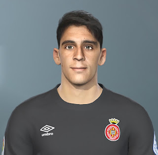 PES 2020 Faces Yassine Bounou by The White Demon