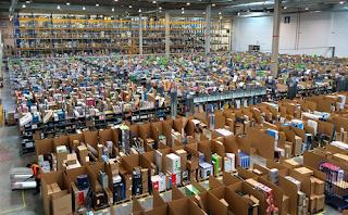 Amazon aprirà un nuovo grande centro di smistamento a Vercelli