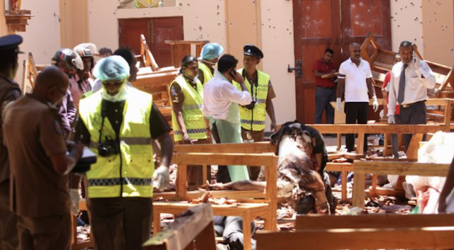 Security experts: Sri Lanka attacks carry hallmarks of ISIS, al Qaeda