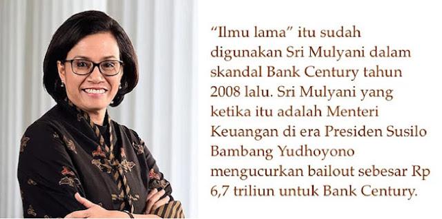 Bandingkan Kasus Jiwasraya Dan Century, Rizal Ramli Ingatkan Jokowi Ilmu Lama Yang Dipakai Sri Mulyani