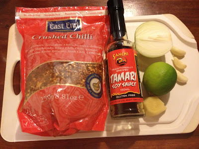 satay ingredients