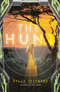 The Hunt by Megan Shepherd book cover