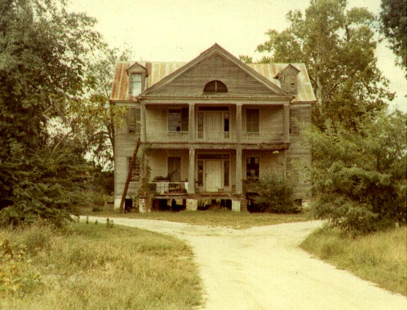 Go there to know there plantation culture of the old south for North alabama home builders