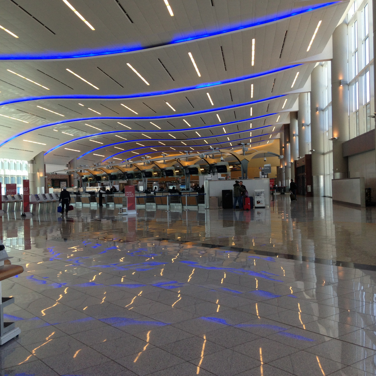 Navigate To Atlanta Airport Rental Car Return