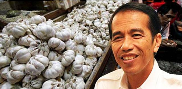 Pekan Depan, Ribuan Ton Bawang Putih dari China Banjiri Pasar