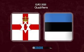 Эстония - Северная Ирландия Смотреть онлайн 08.06.2019 прямая трансляция матча Футбол