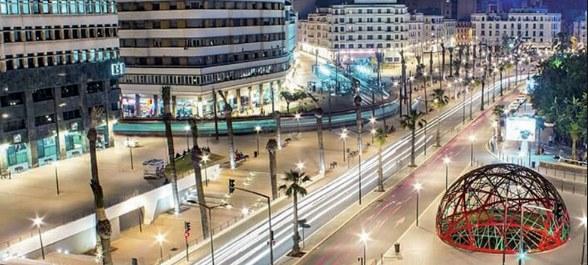 السياحة بالدار البيضاء المغربية
