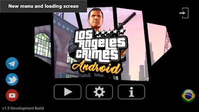 GTA V : Los Angeles Crimes Android v1.9 apk Terbaru