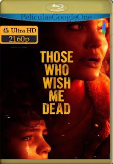 Aquellos que desean mi muerte (Those Who Wish Me Dead) (2021) HMAX [4K WEB-DL HDR] [Latino-Inglés] [LaPipiotaHD]