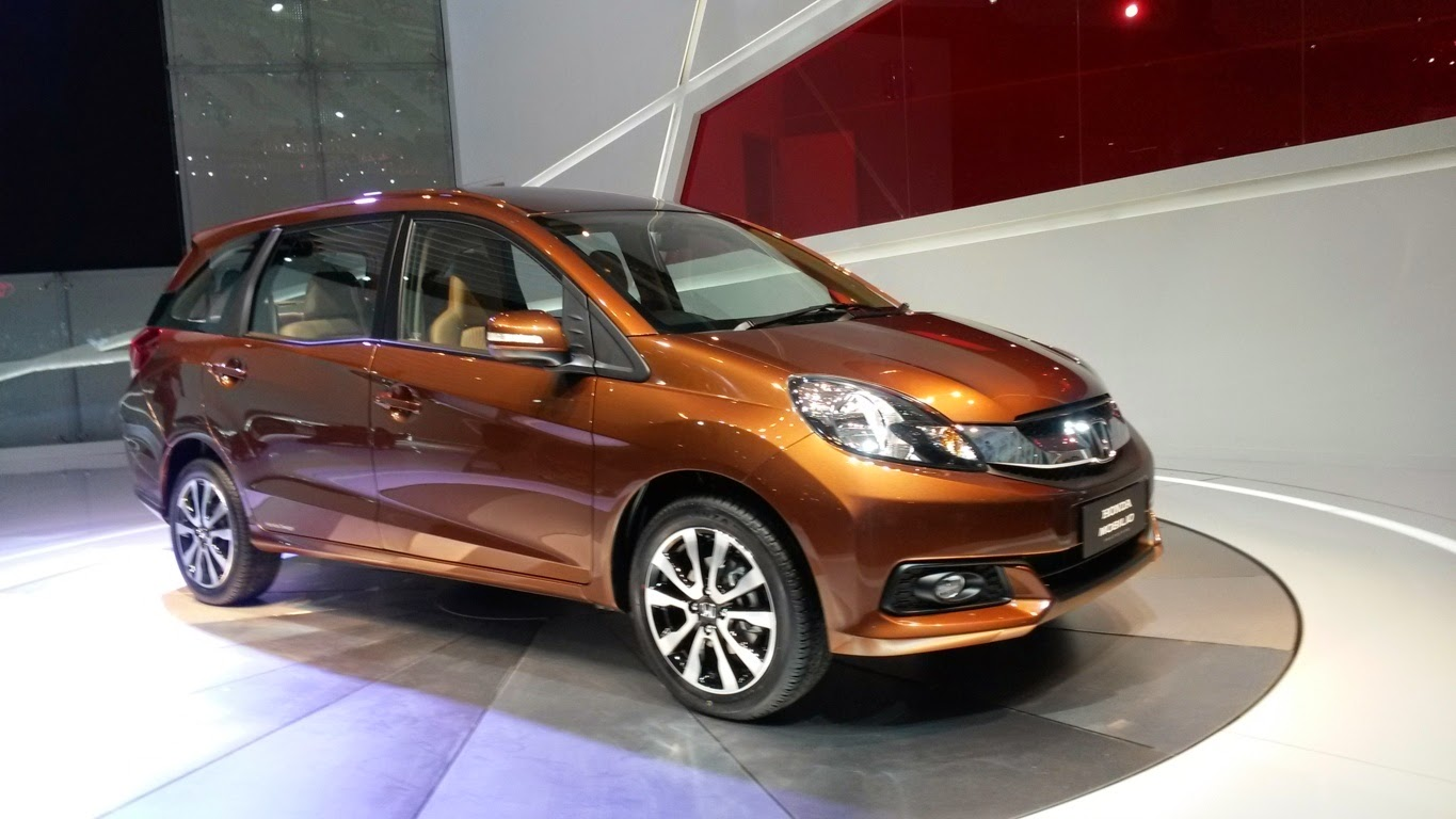 Honda Mobilio Wallpaper