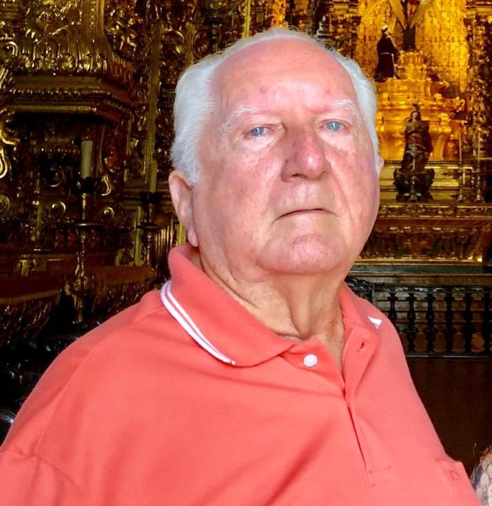 Enterro de ex-prefeito de Santarém vítima de covid-19 será em Belém; tinha 84 anos