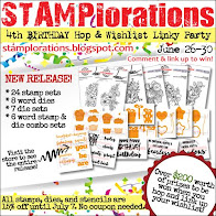 use code STAMPGIRLCORNELIA  to get 20% off at STAMPlorations