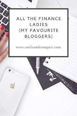 Female personal finance bloggers