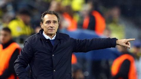 Cesare Prandelli, HLV trưởng đội tuyển Italia.