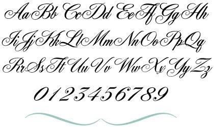 Cara: Calligraphy