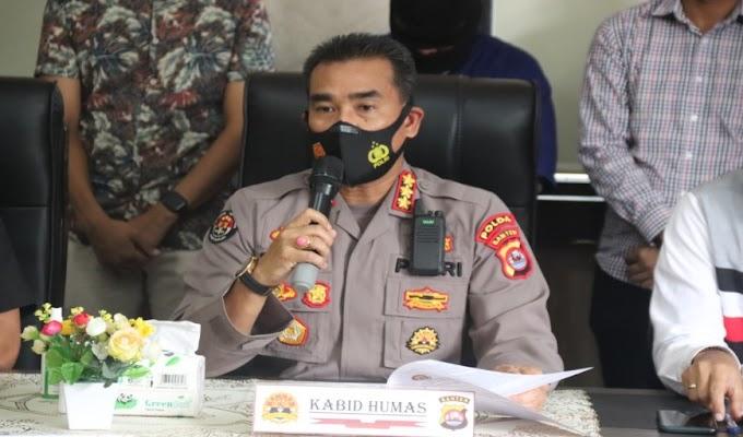 SE Mendagri, Kabid Humas Polda Banten: Masih Pandemi, Tidak Ada Bukber dan Open House