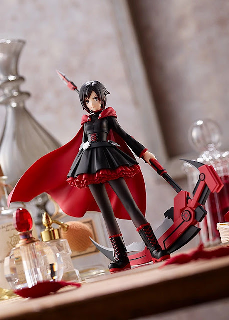 "Figuras: Ruby Rose de ""RWBY"" se une a la línea POP UP PARADE - Good Smile Company"