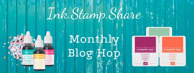 Ink.Stamp.Share March Blog Hop - Men & Boys