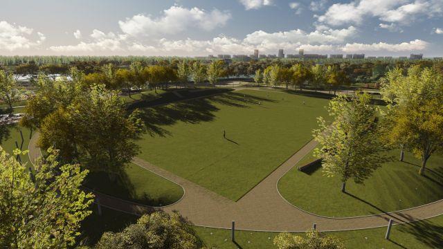 Proyecto Parque Alberto Hott