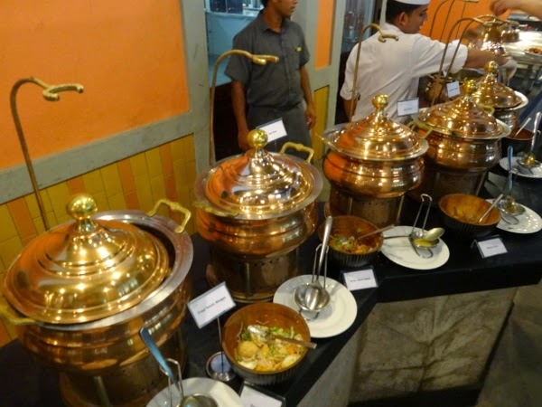 I almost bought a set of these brass pots