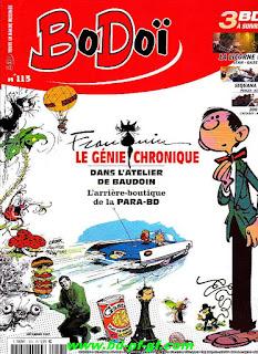 Bodoï, numéro 113, 2007