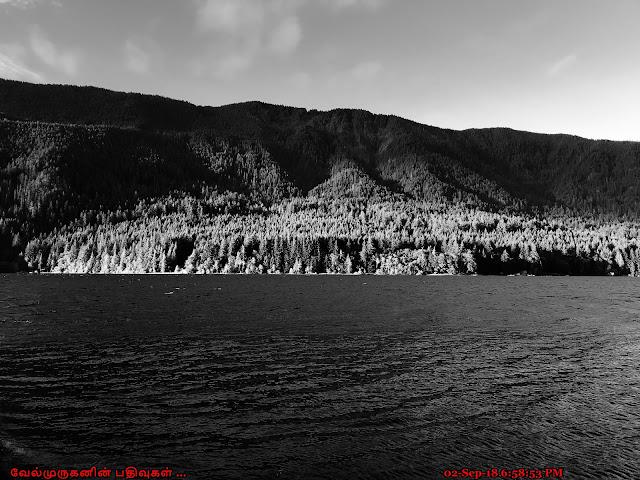 Lake Crescent Port Angeles Washington